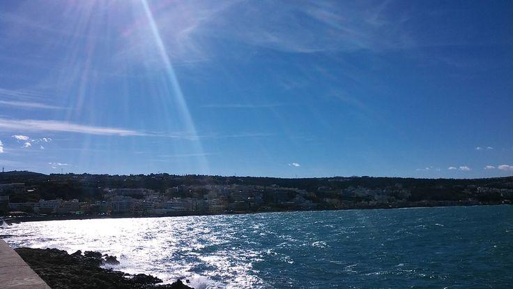 Rethymno west coast