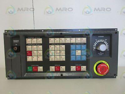 FANUC A02B-0092-C141 OPERATOR PANEL NEW NO BOX