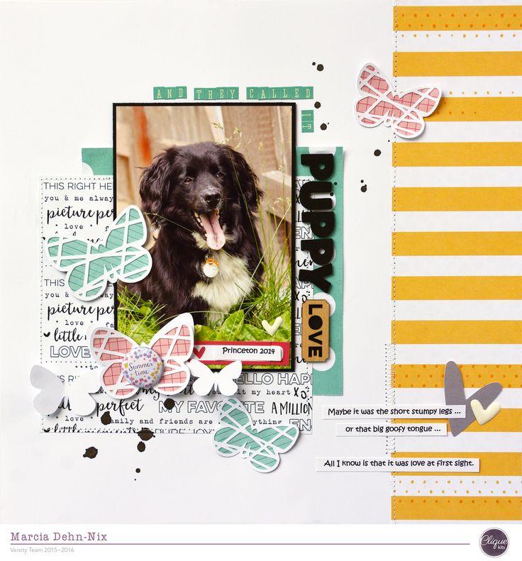 1283 Best Dog Scrapbooking Images On Pinterest
