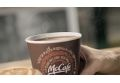 Sept 16-29, FREE small McCafé coffee during breakfast hours at participating McDonald's restaurants across the country.