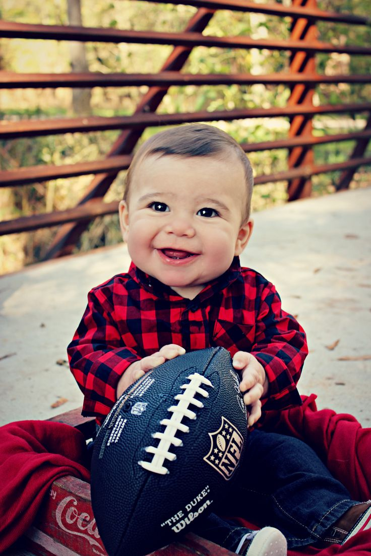 Baby photography, football baby pictures, baby pictures, nfl baby pictures