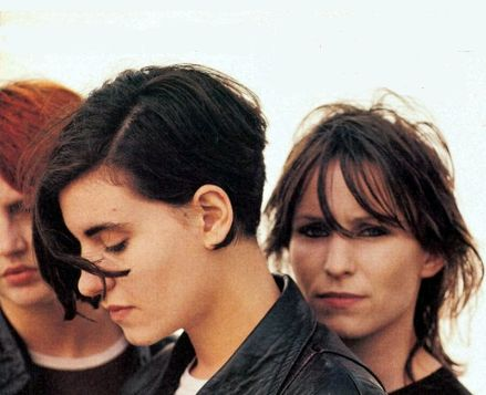 Justine Frischmann and Annie Holland