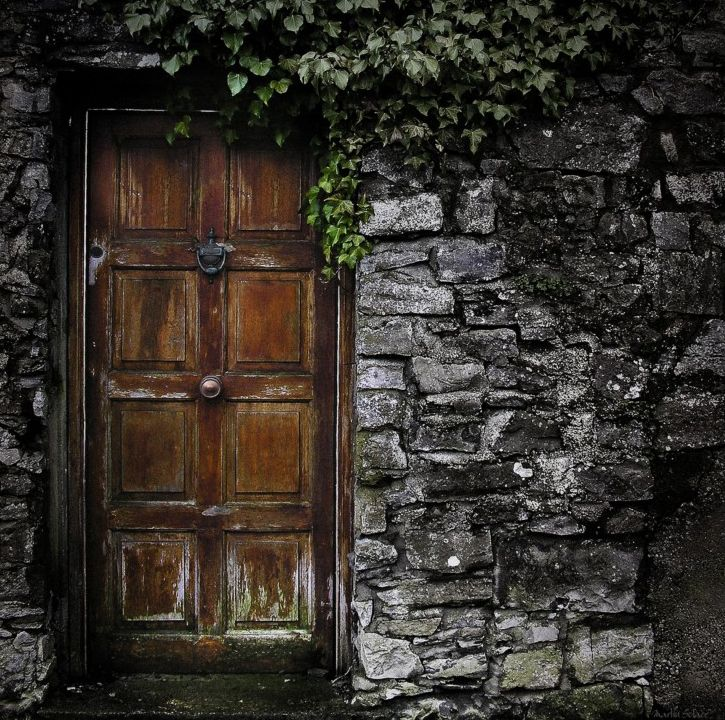 Doors to Nowhere, Sligo Town, County Sligo