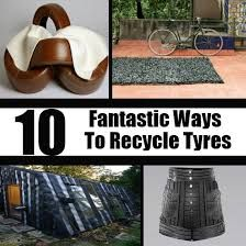 Image result for recycled tyres