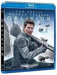 Recension av Oblivion. Science-Fiction av Joseph Kosinski med Tom Cruise, Olga Kurylenko, Morgan Freeman och Andrea Riseborough.