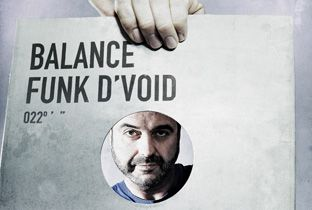 Funk D'Void has been announced as the latest DJ for the long-running Balance mix series.