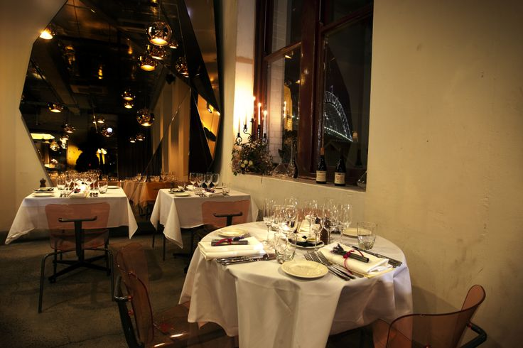 Baroque Bistro a great setting for a romantic dinner for two. First date perhaps?