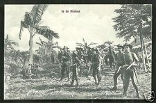 KNIL Soldiers Dutch East Indies Army Indonesia ca 1910