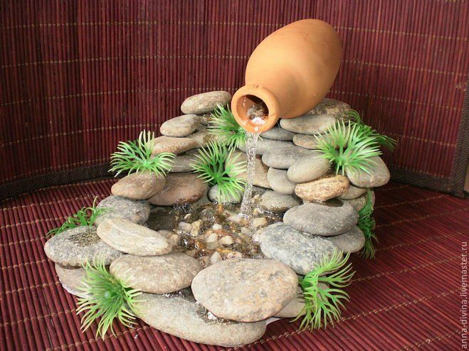 Поделки из камня в домашних условиях
