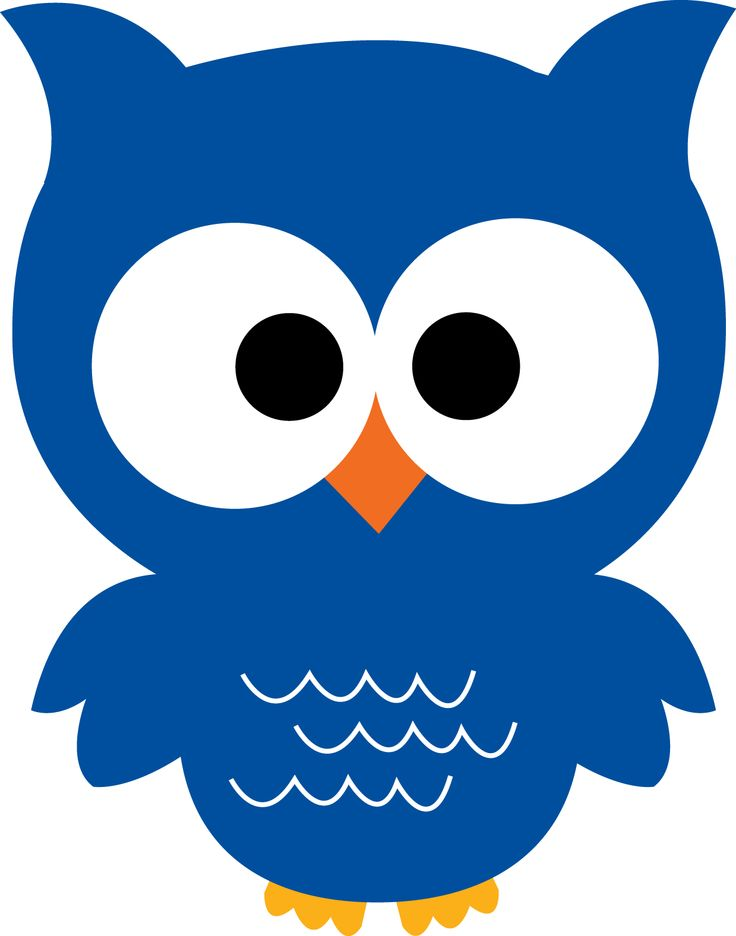 owl blue png - Buscar con Google                                                                                                                                                      More