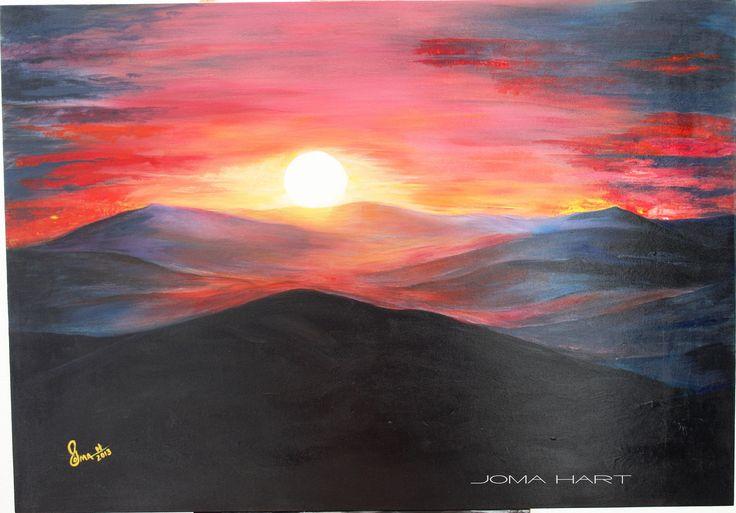 Hazyview Sunset