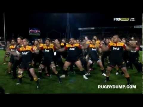 Chiefs haka after 2012 Super Rugby final..coming up the  winners of the 2013  Super Rugby final Chiefs haka...too good