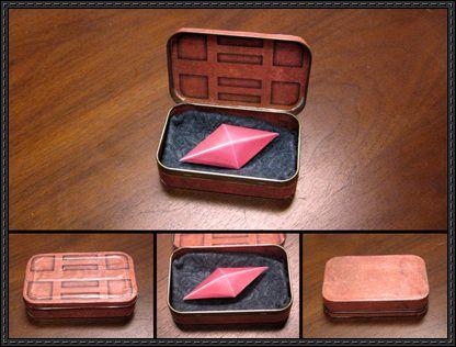 The Elder Scrolls V: Skyrim - Stones of Barenziah Free Papercraft Download - http://www.papercraftsquare.com/elder-scrolls-v-skyrim-stones-barenziah-free-papercraft-download.html