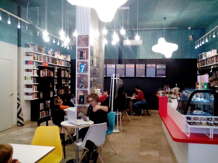 Pagony Café, gyerekbarát kávézó a kid friendly coffeeshop in Budapest