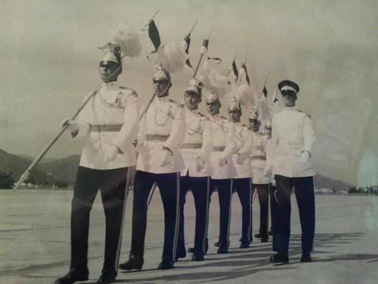 17/21st Lancers in Sek Kong, Hong Kong 1960 that's my dad!
