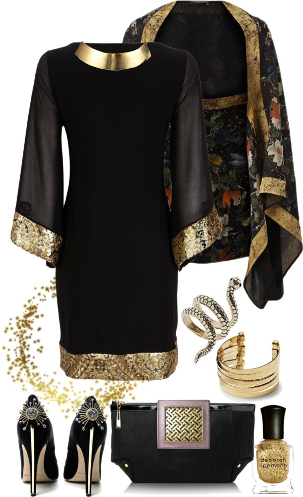 """Egyptian Goddess"" by black-rose-oara ❤ liked on Polyvore"