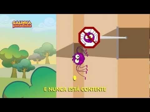 Dona Aranha - DVD Galinha Pintadinha 3 - OFICIAL - YouTube