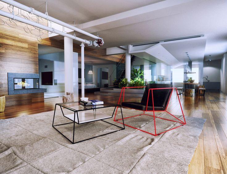 Wij presenteren onze visie op hedendaags meubilair.