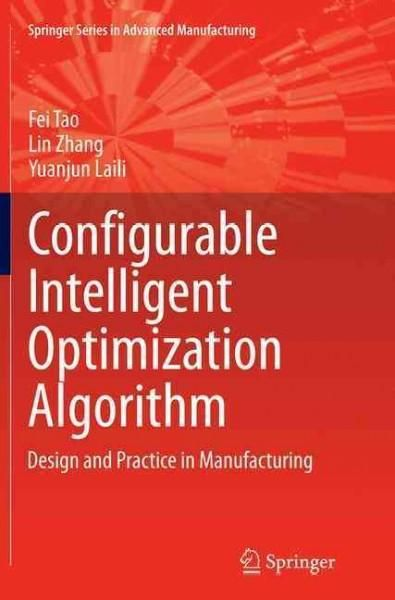 Configurable Intelligent Optimization Algorithm: Design and Practice in Manufacturing