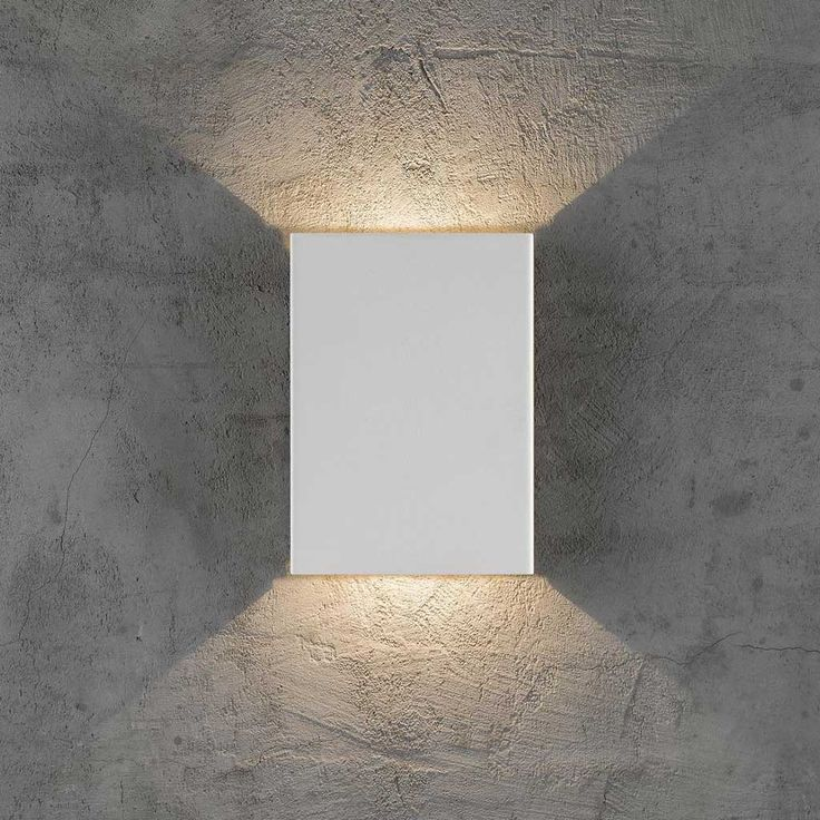 Nordlux DFTP Fold White LED Outdoor Wall Light - Outdoor Lighting - Lampsy
