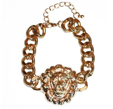 Lion Head Bracelet - Venture Collection - Online Men's & Women's Fashion Accessories Store with Free Shipping