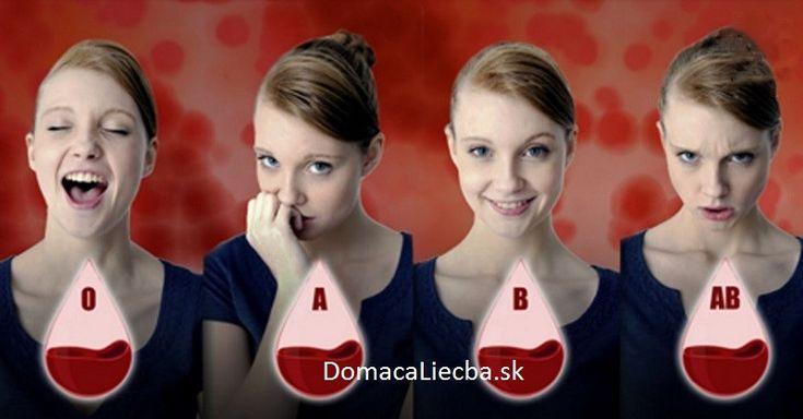 Vedeli ste, že krvná skupina určuje viac než len vhodnosť tranfúzie? Zistite aké osobnostné a charaktorové vlastnosti od nej závisia.