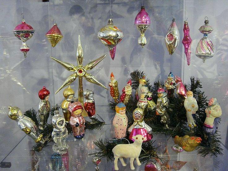История ёлочных игрушек. Обсуждение на LiveInternet - Российский Сервис Онлайн-Дневников
