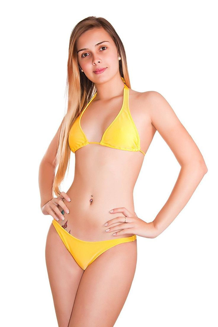 Our summer swimwear collection has landed and it's time to get yours at Missguided USA. Our killer range will keep your style game strong the next time you hit the beach. From figure flattering one piece swimsuits, to cute triangle bikinis, our collection comes in a wide range of colours and prints. Yellow One Shoulder Crinkle.