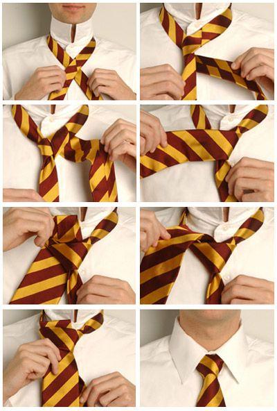Актуальный узел для галстука