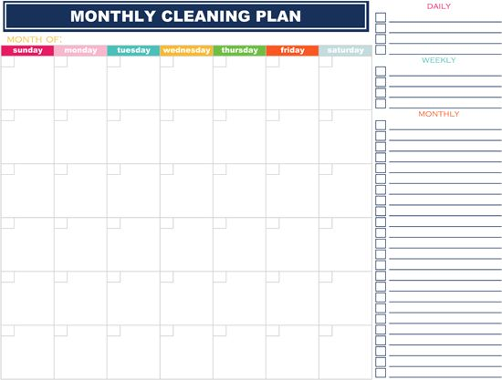 Best 25+ Weekly cleaning plan ideas on Pinterest | Weekly cleaning ...