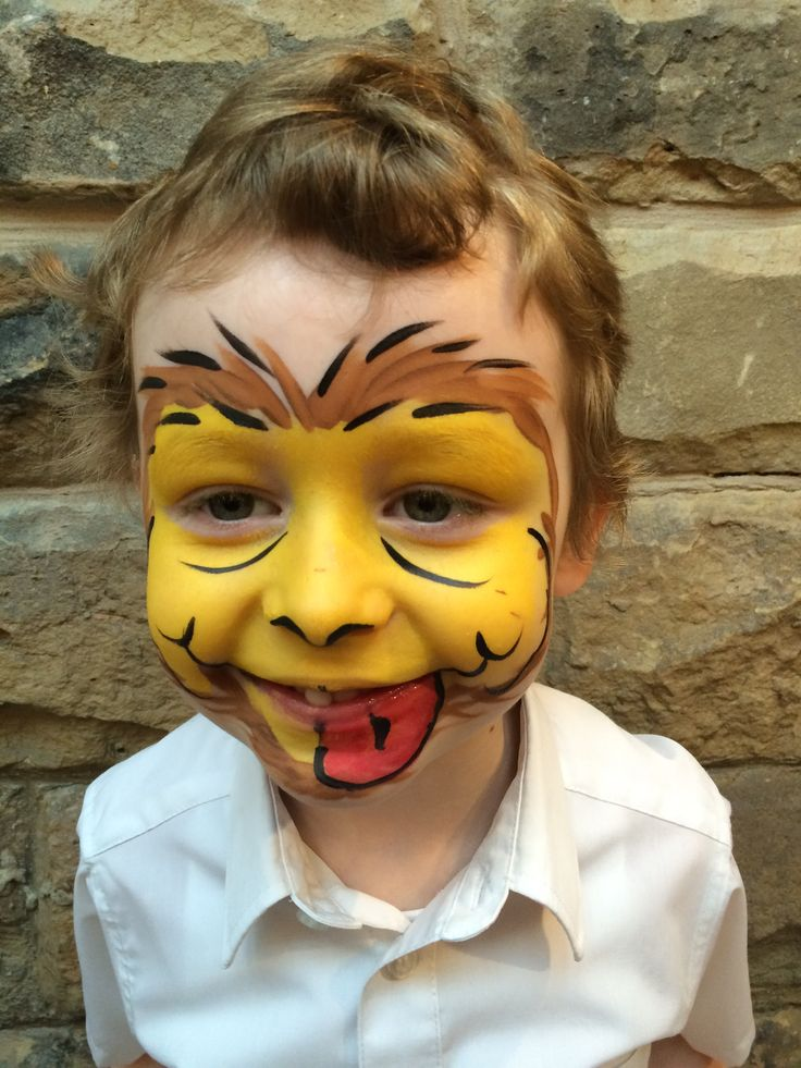 Asy Face Painting Designs