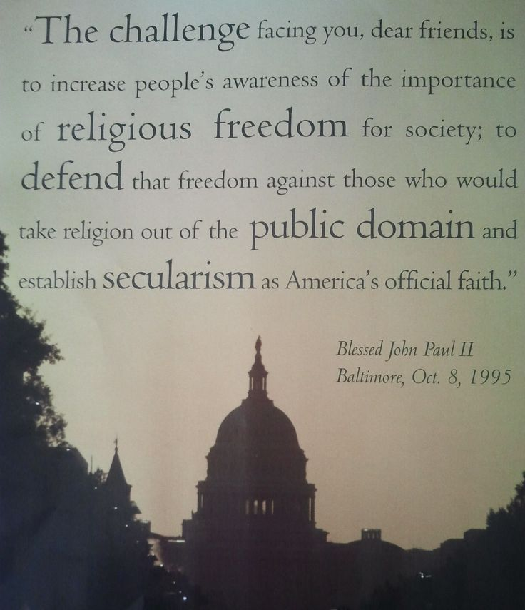 a study on freedom of religion in the united states The united states has often been described as a religiously diverse country, an image celebrated in forums ranging from scholarly work to a popular bumper sticker and.