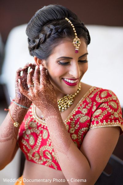 Getting Ready http://www.maharaniweddings.com/gallery/photo/35862 @vijayrakhra