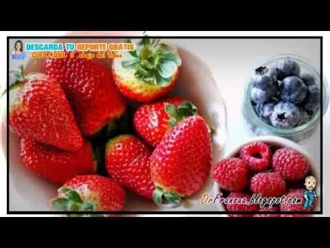Alimentos antioxidantes para la piel alimentos ricos en antioxidantes - Antioxidantes alimentos ricos ...
