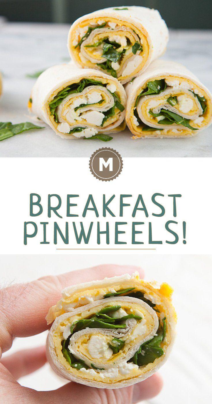 Breakfast Pinwheels   Recipe   Pinterest   Skillet, Egg and Cheese