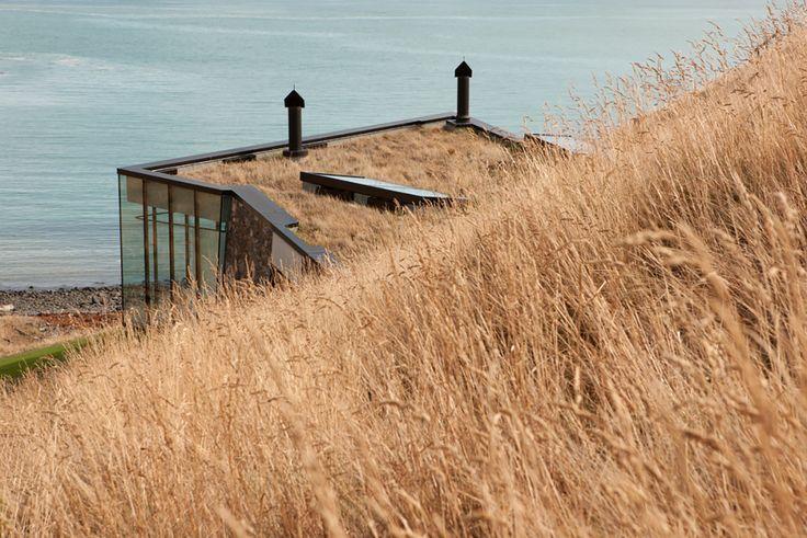 Seascape Retreat NZ by Pattersons. Photo Simon Devitt.