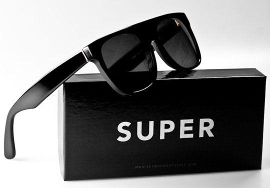 Super Flat top Black