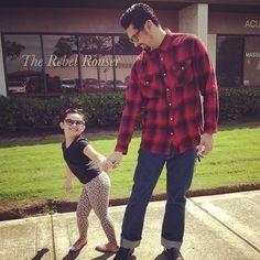 rockabilly father and daughter - Google zoeken