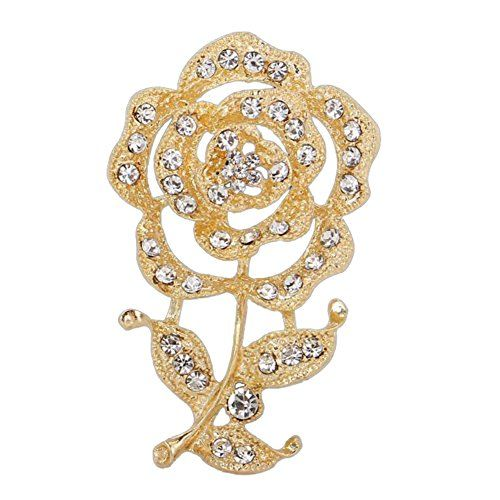 Aikesi Elegant Crystal Brooch Flores a cielo abierto Desi... https://www.amazon.es/dp/B077T6M3DW/ref=cm_sw_r_pi_dp_U_x_R2VCAb856Z9KE