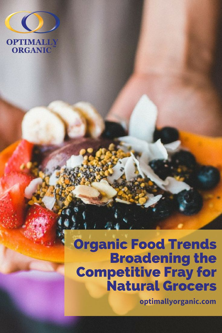 """The competitive paradigm has shifted from natural food chains pitted against each other into a broader battle""  Via PR Newswire #organicnews #food"