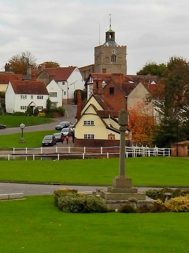~ Finchingfield ~ Essex ~ England, UK ~