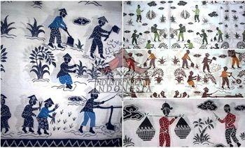 Batik Petani merupakan batik yang dibuat sebagai selingan kegiatan ibu rumah tangga di rumah ketika tidak pergi ke sawah atau saat waktu senggang.