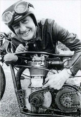 Burt Munro  25 March 1899 - 6 January 1978 The man. The myth. The legend.