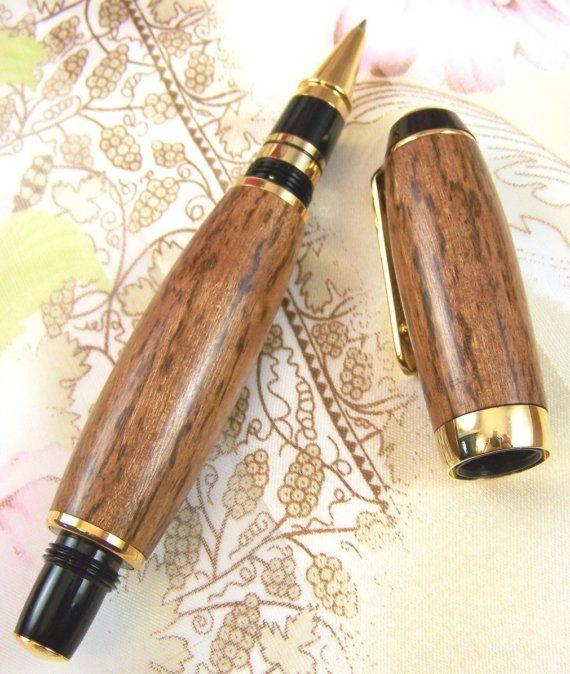 EL PRESIDENTE Roller Ball Pen Price Reduced by dammas on Etsy, $70.00