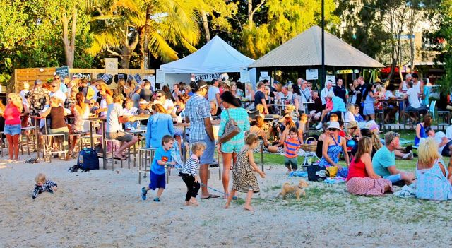 How to do Noosa Food & Wine for free!