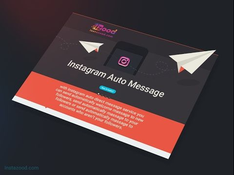 Send Automated Instagram Direct Messages Instagram Auto Direct Message, auto dm instagram, Instagram trips, instagram dm, instagram direct message, direct message instagram pc  instagram direct message