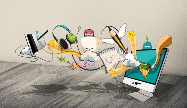 """Así ha """"pegado el estirón"""" el diseño web a lo largo de los años - Marketing Directo"""