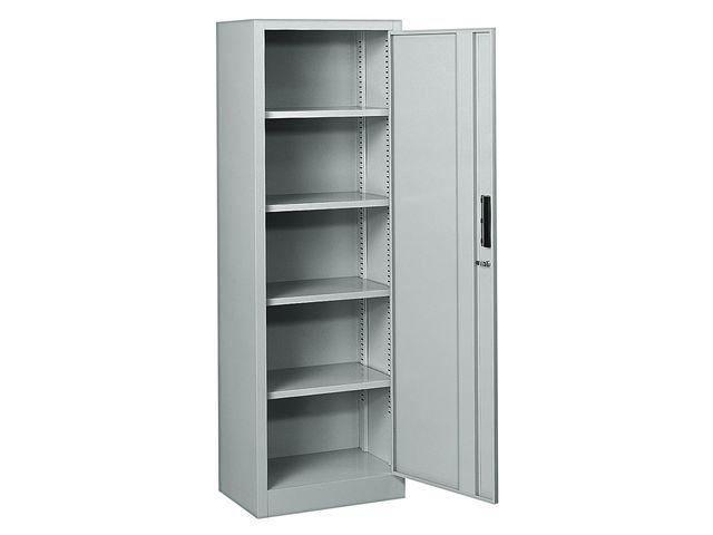 Armoire Metallique Armoire Garage Mtallique 5 Niveaux L60 X P40x H180 Cm Contact Locker Storage Storage Lockers