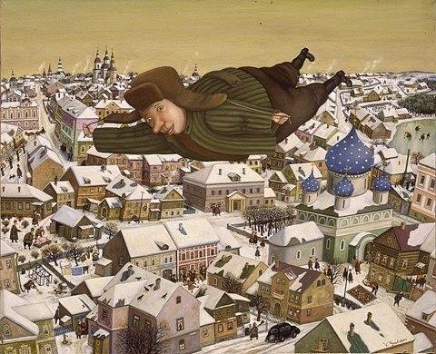 by Valentin Gubarev (b1948 In Nizhny Novgorod) | Обозреватель