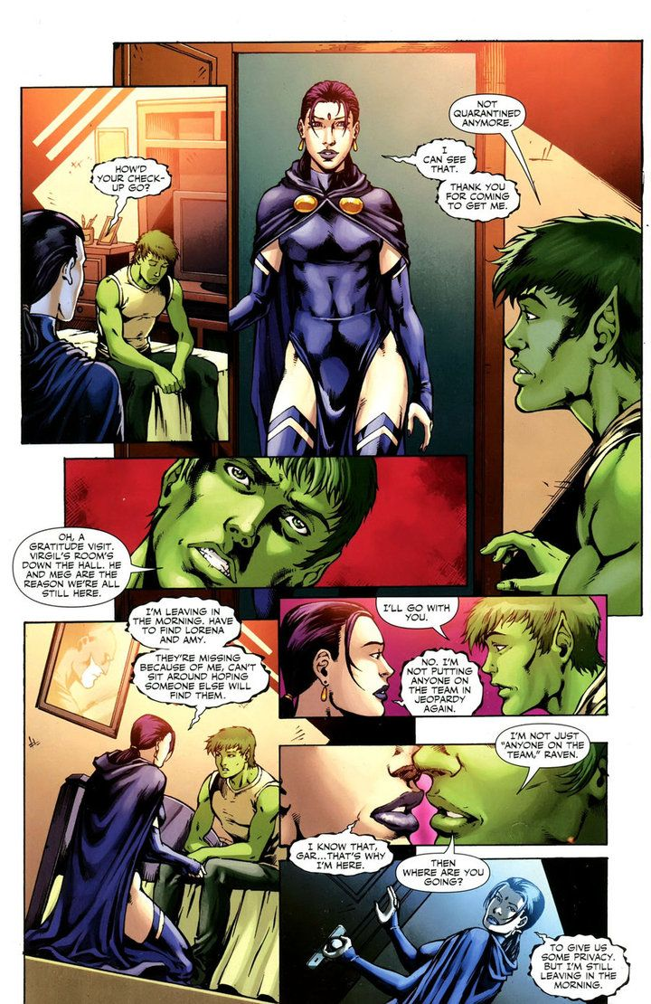Raven Superhero And Beast Boy 31 best images about B...